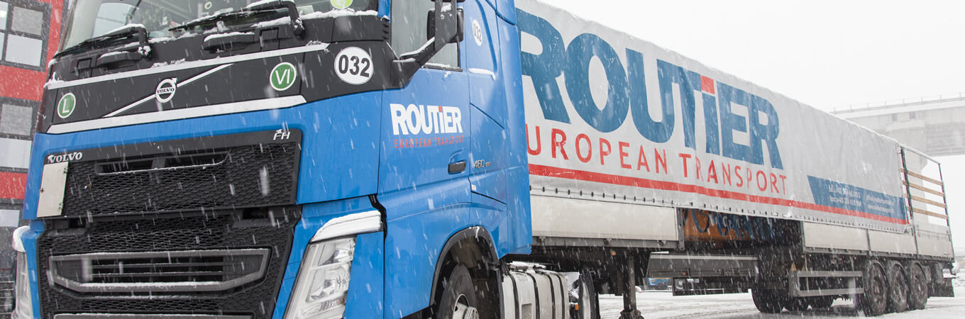 Routier European Transport